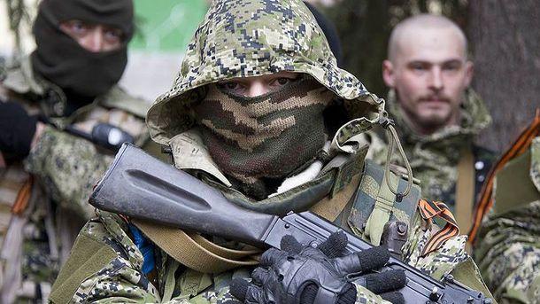 Російській бойовики