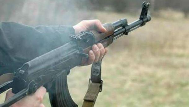 Зловмисники використовували автоматичну зброю
