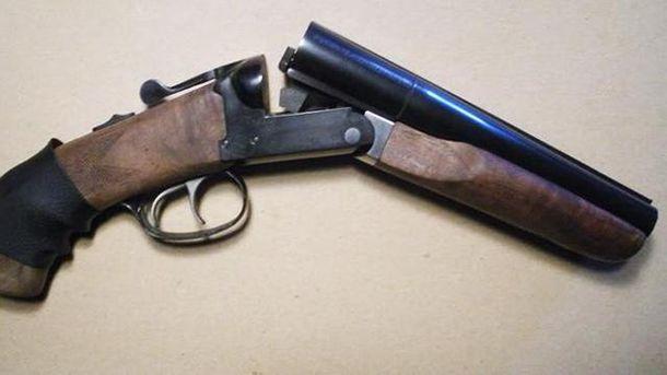 Женщину застрелили из обреза