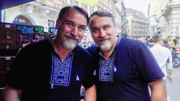 Братья Капрановы во Львове