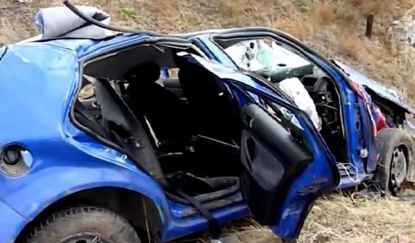 Авто с военными РФ попало в ДТП в Армении