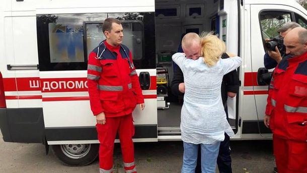 Владимир Жемчугов наконец вернулся домой