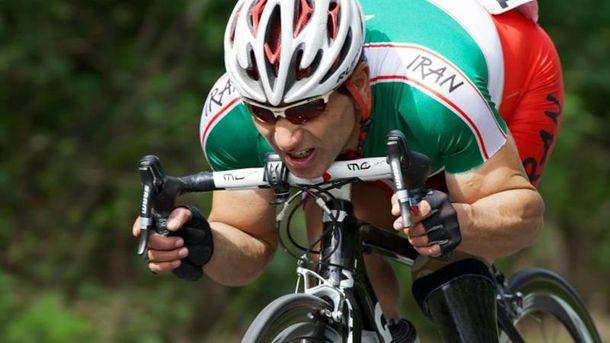 Іранський велогонщик помер після падіння на Паралімпіаді