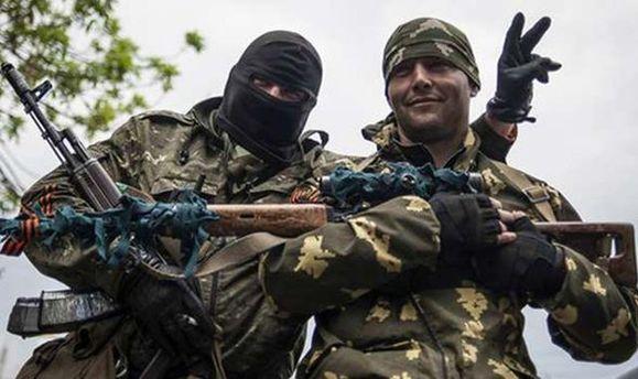 Российские спецназовцы