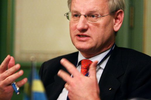 Дипломат, бывший министр иностранных дел Швеции Карл Бильдт