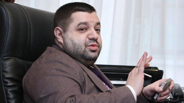 Депутат от фракции БПП Александр Грановский