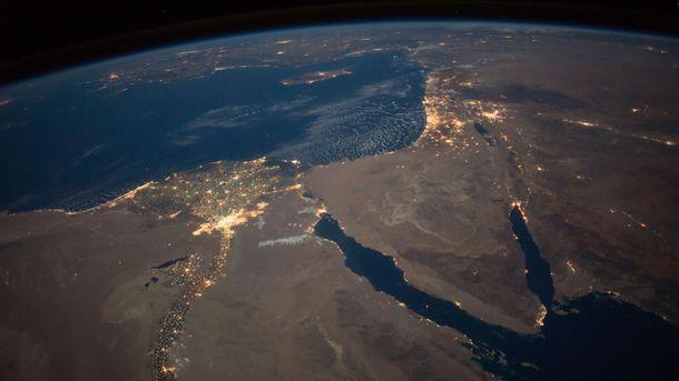 Северный Египет и Синайский полуостров