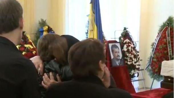В Киеве прощаются с Андреем Тарановым