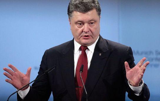 Порошенко: Совбез ООН неспособен отреагировать наагрессиюРФ