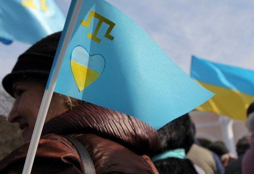 Прапор кримських татар