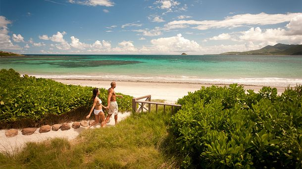 Пляжи Сент-Китс и Невис ждут украинских туристов