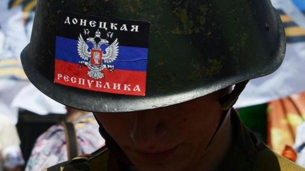 Боевики продолжают обстрел позиций украинцев