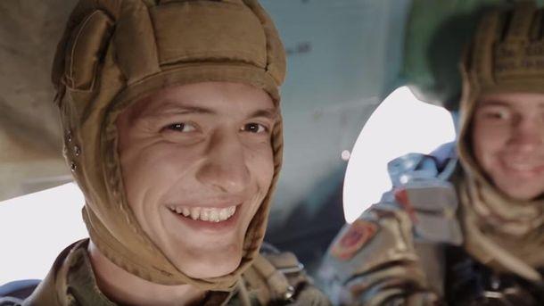 Воины, вооруженные улыбкой