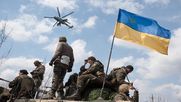 українська військові
