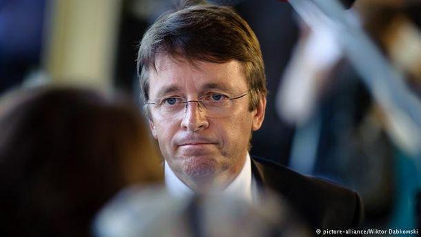 Советник министра финансов Украины Иван Миклош