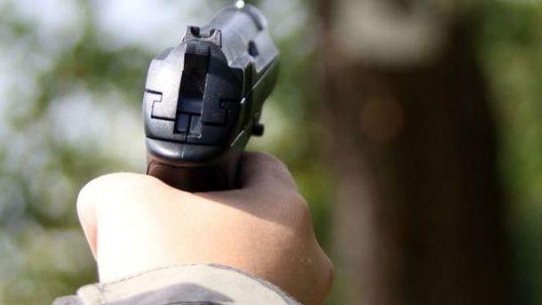 ВКиевской области подростки пытались устранить разногласия стрельбой