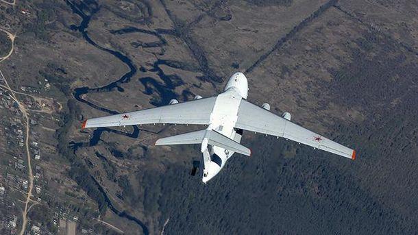 Військово-транспортний літак ІЛ-76МД
