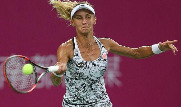 Украинские теннисистки делают лучше свои позиции врейтинге WTA