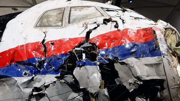 Уламки збитого над Україною Boeing рейсу MH17