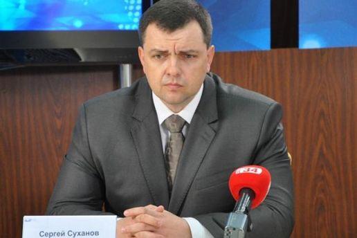Сергій Суханов