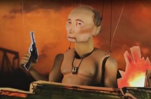 Персонаж Владимира Путина