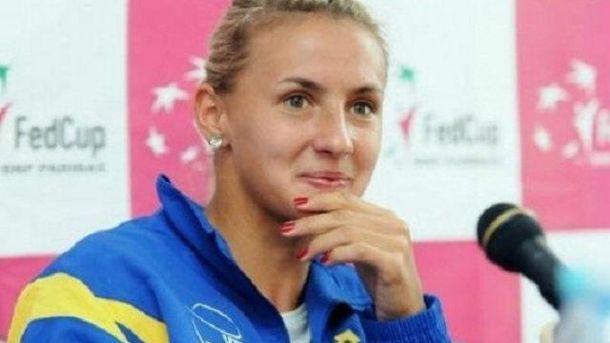 Цуренко уверенно победила в двух сета