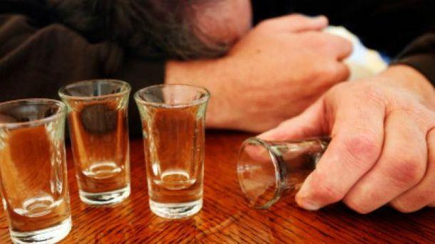 Де люди випили отруйний спирт – не відомо