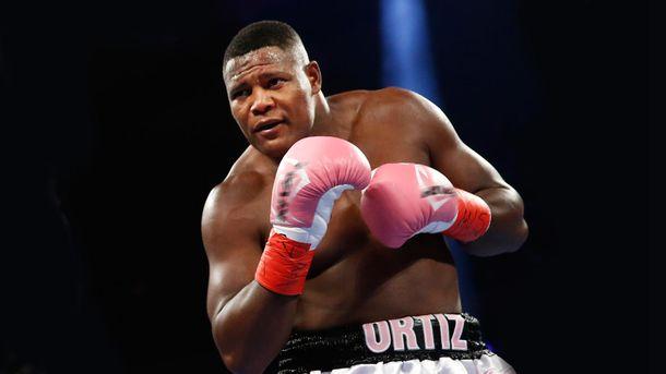 Тимчасовий чемпіон світу за версією WBA Луїс Ортіс