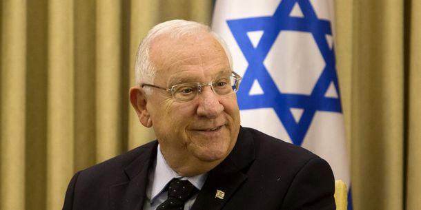 Президент Ізраїлю Реувен Рівлін