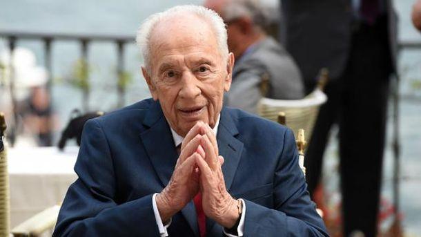 Шимон Перес помер на 94 році життя