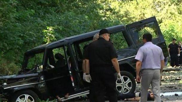 Милиция задержала подозреваемых впокушении нальвовского предпринимателя
