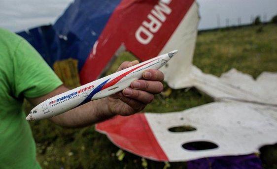 Сбитый Boeing 777