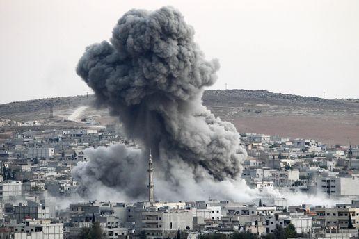 Війна у Сирії