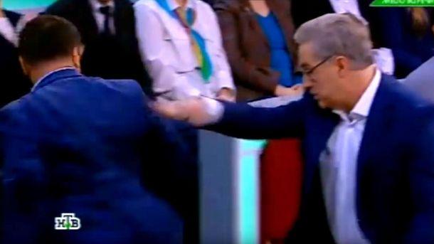 Ведущий обозвал украинца