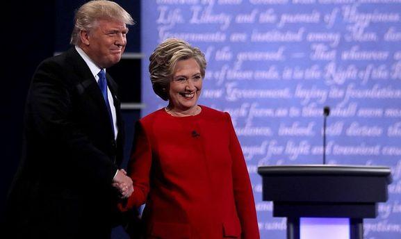 Клінтон випереджає Трампа на5%,— опитування