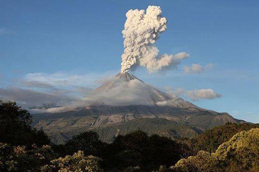 Вулкан Колима