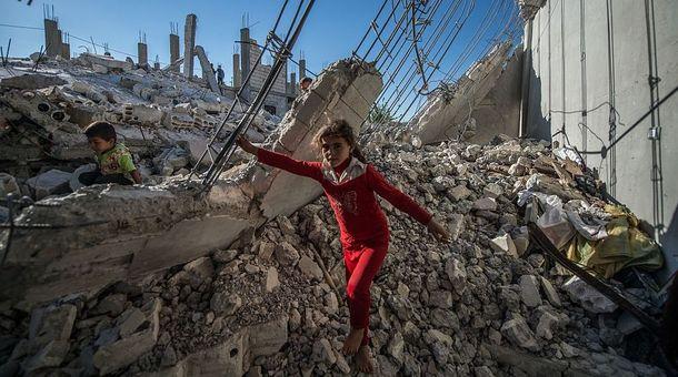 Руїни Алеппо