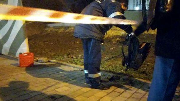 Місце злочину в Москві