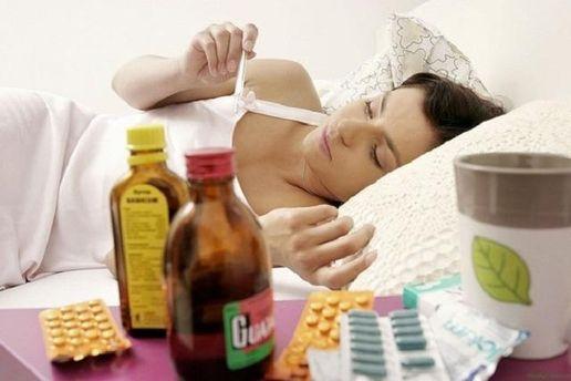 Лучшее лечение гриппа – симптоматическое