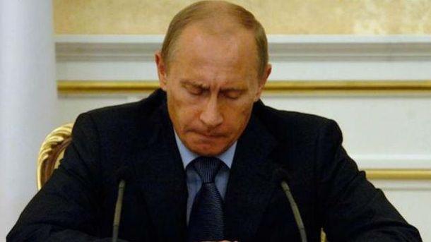 Путін не збирається зупинятись