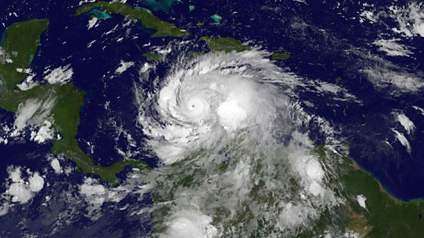 Ураган Метью