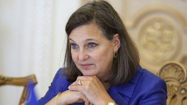 Нуланд едет в столицуРФ обговаривать Минские соглашения