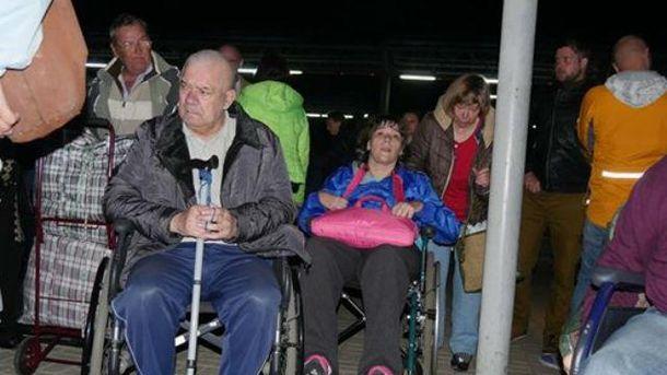 Переселенцы вернулись из Одесской области
