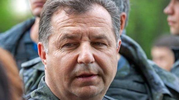Полторак: Украине ненужно вести переговоры с«Л/ДНР»