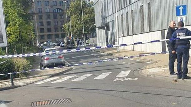 Напад у Брюсселі