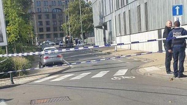Нападение в Брюсселе