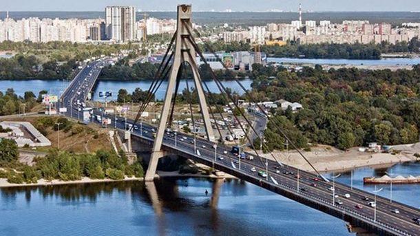 Проспект Степана Бандеры в Киеве