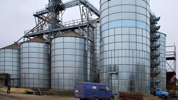 Олійноекстракційний завод