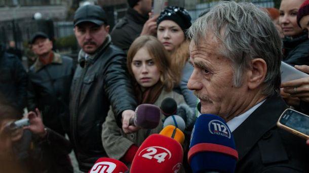 Мустафа Джемілєв номінований на премію Сахарова
