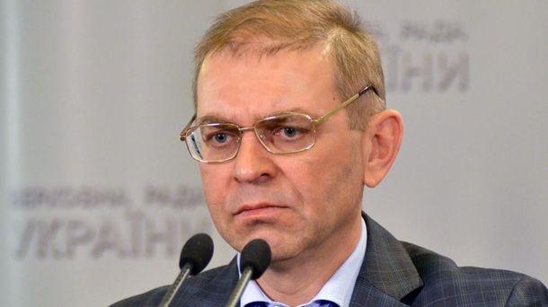 Нардеп Сергей Пашинский
